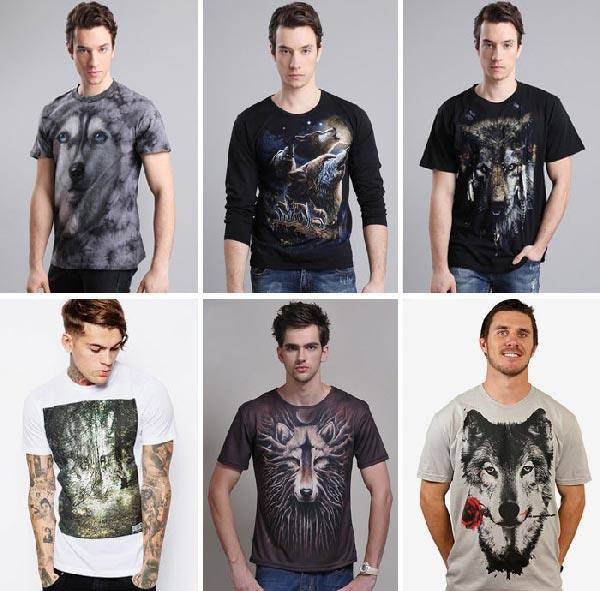 Мужские футболки 2017 модные тенденции