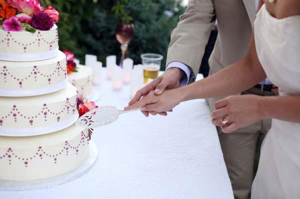 Свадебный торт фото 2017 без мастики фото