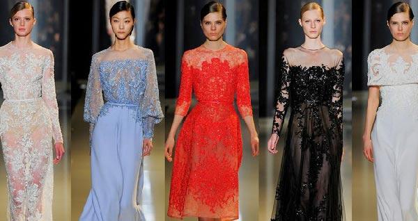 Фото выпускных вечерних платьев с показ мод - Модадром 577cd5b19da