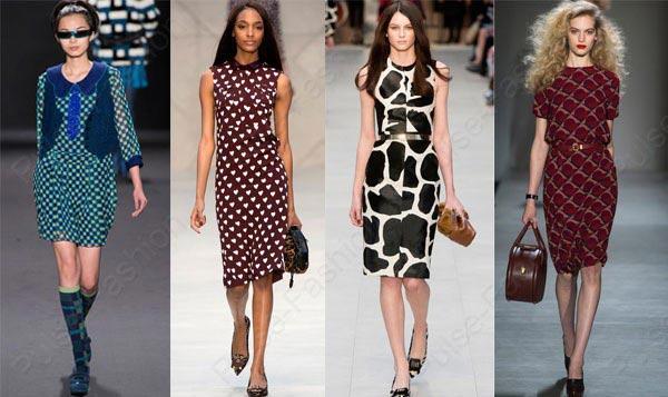 Какие платья модные в 2017 г