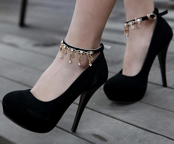 37bf9c4b4 Туфли женские на каблуке для любого случая - модные новинки ...