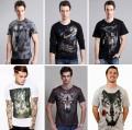 Тенденции моды на мужские футболки 2017 года