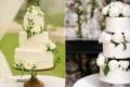 Модные тенденции свадебных тортов 2017 года
